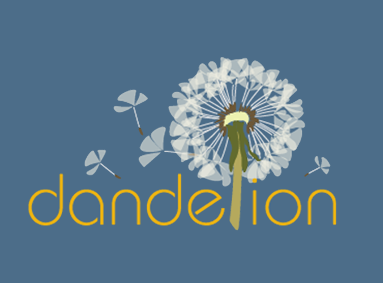 Dandelion, a local eatery logo